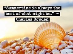 Summer Solstice Quotes: 11 Sayings To Celebrate The Longest Day Of The Year Daily Quotes, Great Quotes, Quotes To Live By, Summer Quotes, Beach Quotes, Summer Sayings, Beach Sayings, Camp Quotes, Sign Quotes