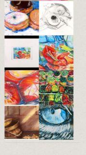Artwork, Painting, Art Work, Work Of Art, Auguste Rodin Artwork, Painting Art, Paintings