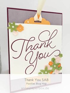 Pootles Team Blog Hop - SAB 2017 - anna's paperbox
