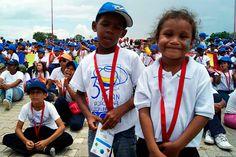 Plan Vacacional Comunitario ha atendido a 2 millones de niños y adolescentes