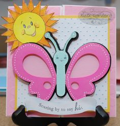 create a critter butterfly | This is also being entered for the: