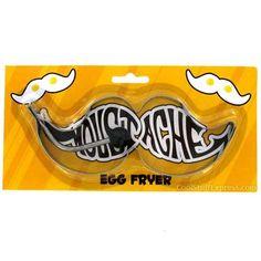 Moustache Egg Fryer Mold