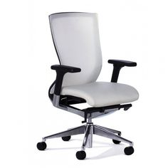 Superb Seat U0026 Chairs, Comely Ergonomic Office Chairs White Color Mesh High Back  Adjustable Armrests Aluminum Frame And Base Tilt Height And Swivel  Adjustment Dual ...