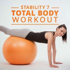 Stability 7 Total Body Workout | Medi Only