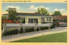 Home_of_Ginger_Rogers_Beverly_Hills_Calif_T596.jpg 1,036×671 pixels