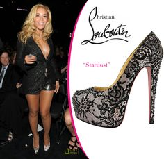 Beyonce-in-Christian-Louboutin [CELE013] - $249.00 : Discounted Christian Louboutin,Jimmy Choo,Valentino Shoes Online store