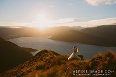 Cecil Peak Elopement Wedding - Photography by http://blog.alpineimages.co.nz/