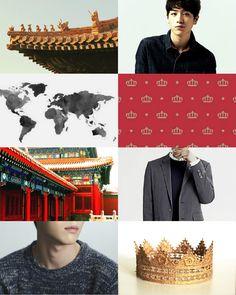 Prince/Emperor Kai