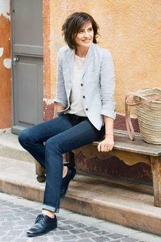 Solving Fashion: Ines de La Fressange