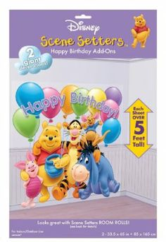 Winnie The Pooh Birthday Party On Pinterest