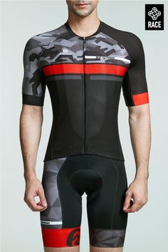 Great Men s Cycling Tops Snug Fit for Summer Bike Riding b8d8b8135