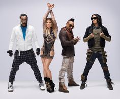 """David Guetta Joins The Black Eyed Peas For """"Awesome"""" And """"I Got A Feeling"""" At Coachella 2015"""