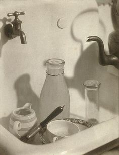 The Kitchen Sink, 1919 by Margaret Watkins (Domestic Symphony)