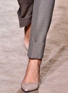 Укороченные брюки – универсальный тренд/Real Fashion/Дом Моды
