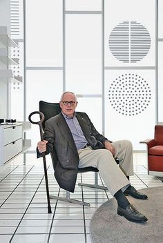 Dieter Rams ~ master of minimalism ~ the message of using as little design as possible was often misinterpreted as no design is best: at least Apple understood the concept