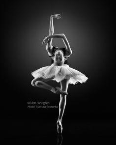 Backbend (Svetlana Bednenko of Mikhailovsky Ballet) by Allen Parseghian on 500px