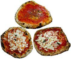 Pizza Marinara & Margherita by L'antica Pizzeria da Michele