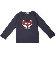 La t-shirt a maniche lunghe con la simpatica #volpe stampata è arrivata da cocochic! http://www.cocochic.it/it/home/86-t-shirt-stampa-volpe.html Vienti a scoprire tutte le collezioni 0-8 anni nel nostro shop on line www.cocochic.it #bambini
