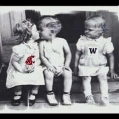 "I love this! I have the t-shirt that says ""he made the right choice.""  Go COUGS!"