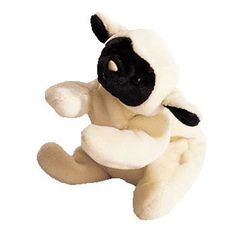 6e6af34519c TY Beanie Baby - CHOPS the Lamb (4th Gen hang tag) (7.5 inch)