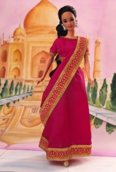 India Barbie® Doll 2nd Edition | The Barbie Collection 1996