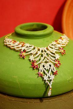 CZ jewellery at 6th IIFJAS