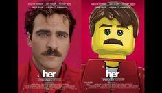Lego, Premios Oscar, Oscar 2014, Her