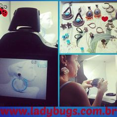 😊 Desde a montagem das peças até o envio dos pedidos, tudo é feito com muito carinho e atenção aos detalhes na @ladybugs.com.br 🐞 ❤ Já conhece nossa loja? Venha nos visitar 👉www.ladybugs.com.br🐞  #acessóriosfemininos #acessóriosmasculinos #acessorios #bijuteria #bijuterias #bijoux #biju #visitenossaloja #bijuteriaonline #novidades #trendalert #moda #tendencia #lojavirtual #lojaonline #look #instamoda #caraguatatuba #jundiai #saopaulo #pulseira #pulseiras #colar #maxicolar #brinco…