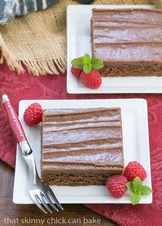 Chocolate Sheet Cake