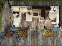 These Stylish Container Homes Are a Hot Housing Trend in Texas Container Home Designs, Shipping Container Design, Cargo Container Homes, Building A Container Home, Container House Plans, Container Houses, Shipping Containers, Container Architecture, Sustainable Architecture