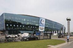 De Ghelamco Arena, een voorbeeldstadion voor alle Belgische eersteklasseclubs / BONTINCK ARCHITECTURE & ENGINEERING
