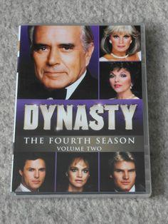 Dynasty: The Fourth Season: Volume Two DVD set (US edition, 2 February 2010)