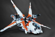 """Heavy Gunship - Merkabah - pic3"" by Brick Martil: Pimped from Flickr"