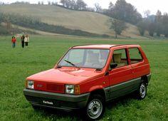 Mittico Automobile degli Anni 80... The Original Fiat Panda