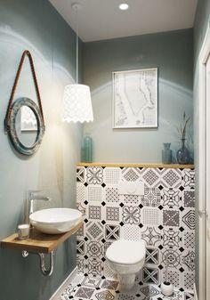 112 DIY Ideas For Transforming Bathroom Decorating Tiny House Bathroom, Bathroom Layout, Simple Bathroom, Modern Bathroom Design, Bathroom Interior Design, Small Bathrooms, Contemporary Bathrooms, Bathroom Designs, Interior Decorating