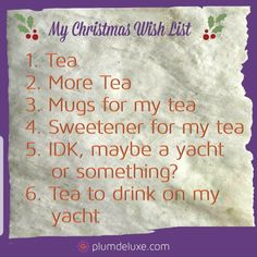 Image may contain: text Cardamom Bread Recipe, Tea Organization, My Christmas Wish List, Tea Quotes, Tea Gifts, Sliced Almonds, Loose Leaf Tea, My Tea, Dry Yeast