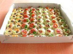 slané chuťovky – Domácí tvoření