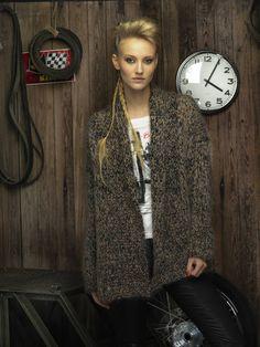 Das Woll-Atelier: Modell Tania