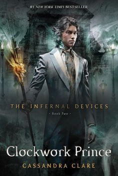 Clockwork Prince (The Infernal Devices by Cassandra Clare I absolutely loved this book! It also kind of tore me apart and broke my heart.so amazing though! Simply CANNOT wait until Clockwork Princess now! (Not that I could before reading this either :P) Ya Books, I Love Books, Good Books, Books To Read, Amazing Books, Livros Cassandra Clare, Cassandra Clare Books, Clockwork Princess, Clockwork Angel