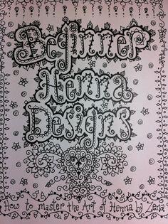 Learn How to Henna Beginner Henna Kit