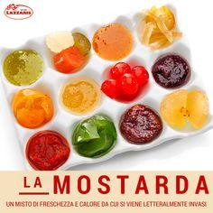 Scopri i nostri prodotti: http://www.lazzaris.com/ #lazzaris #mostarda