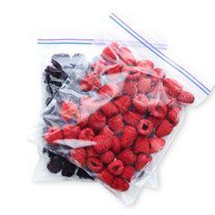 How to Freeze Berries - Nutrients in Berries - Good Housekeeping