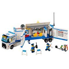 Lego City 60044 Mobiele Politiepost online kopen | Lobbes.nl