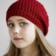 Ravelry: Slouched Tuva Hat by Turvid