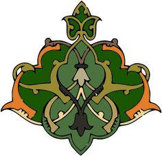 Islamic Motifs, Islamic Art Pattern, Pattern Images, Pattern Art, Persian Pattern, Cloaks, Islamic Calligraphy, Arabesque, Baroque