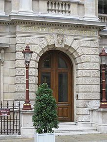 Society of Antiquaries of London - Wikipedia, the free encyclopedia