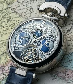 To mark 200 years of Edouard Bovet's trip from his village of Fleurier to China, Mr. Pascal Raffy has naturally chosen to design a… Dream Watches, Fine Watches, Sport Watches, Luxury Watches, Cool Watches, Watches For Men, Men's Watches, Vintage Pocket Watch, Hand Watch
