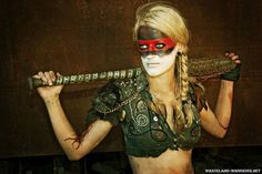 patspostapocalypticvision:  Carmen - Wasteland Warriors