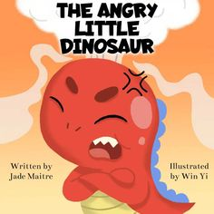 The Angry Little Dinosaur   Bedtime Stories   Short Stories