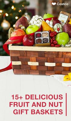 This collection of 10 popcorn gift baskets is just what you need to giving your friends family and loved ones a present you know theyll love is easy by shopping this collection of delicious fruit and nut gift baskets from negle Images